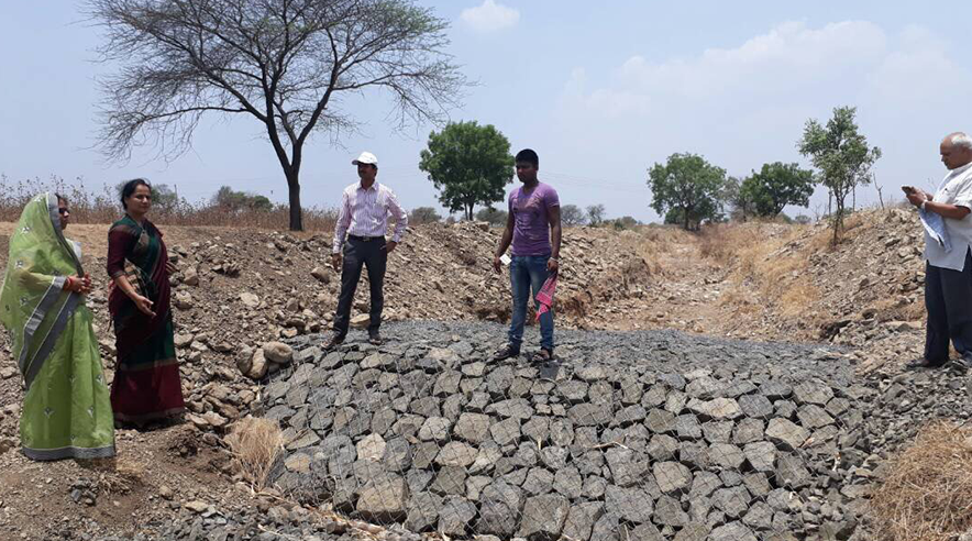 Bhagwat Foundation- Conservation of water