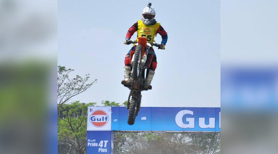 Gulf Supercross Nashik 23rd Feb, 2014