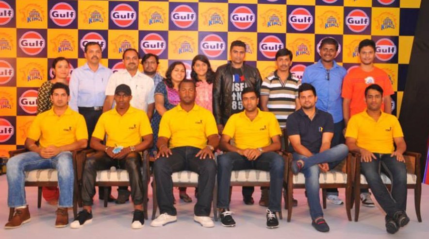 Meet and Greet with Chennai Super Kings Stars