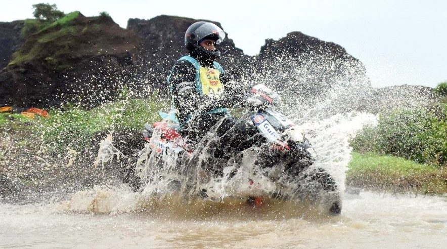 Monsoon Scooter Rally 2017