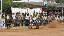 Gulf Cup Dirt Track Racing
