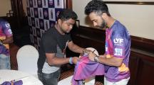 Gulf Giant Googlies winners Meet & Greet with RPSG