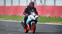 Gulf Ride with Dhoni Event
