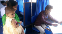 Mobile Medical Unit at Silvassa