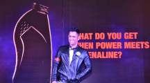 Gulf PowerTrac 4T Launch by Captain Cool