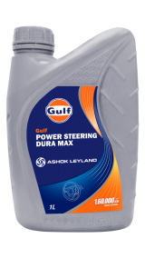 Gulf Power Steering Fluid Dura Max 1Ltr_Silver