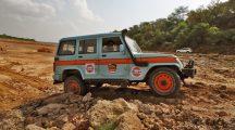 Gulf Car Off Roading @ Mahindra  Great Escape