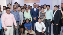 CEO Dhoni Day
